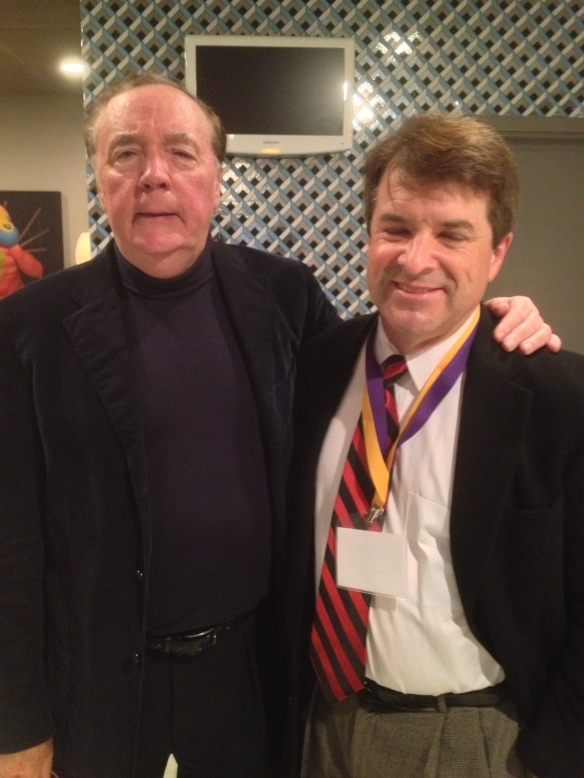Mark Murphy and James Patterson